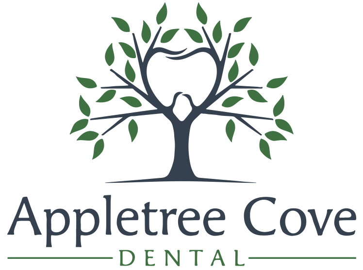 Logo of Appletree Cove Dental Center